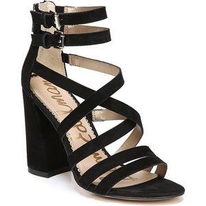 """Sam Edelman """"Yema"""" block heel sandal"""